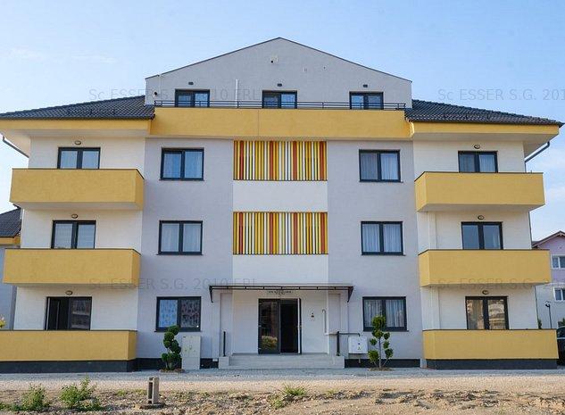 IRIS RESIDENCE- Apartament 2 camere finalizat - imaginea 1