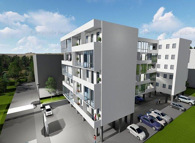 Tomis Nord - Apartament 3 camere, bloc nou, direct dezvoltator - imaginea 1