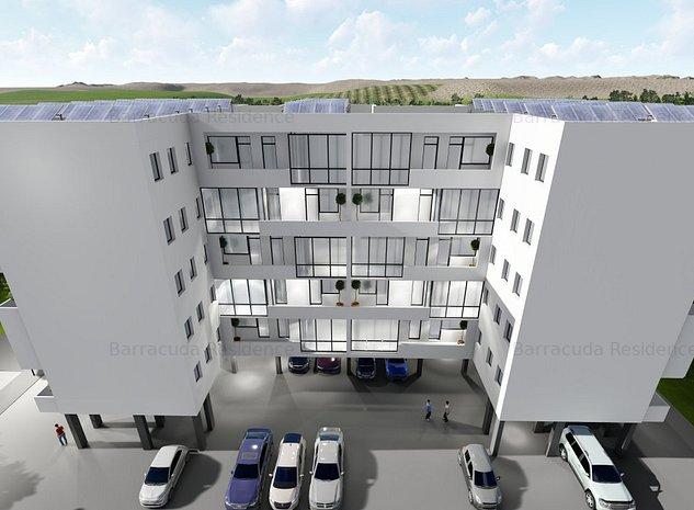 Tomis Nord - Apartament 2 camere, direct dezvoltator - imaginea 1