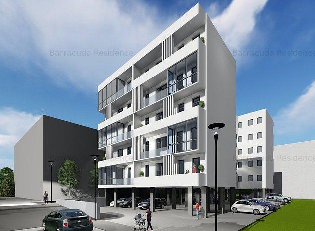 Tomis Nord - Apartament 2 camere, bloc nou, direct dezvoltator - imaginea 1