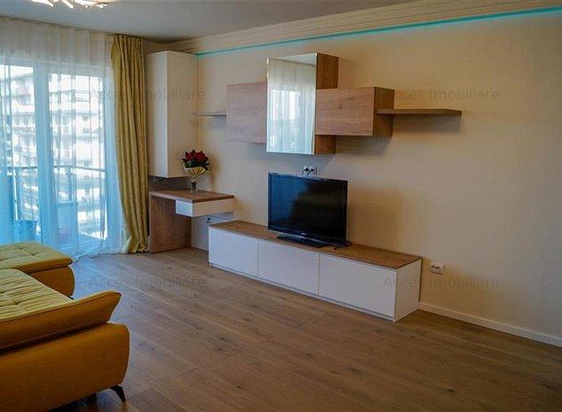 Apartament, Grand Park Residence, parcare subterana și boxa - imaginea 1