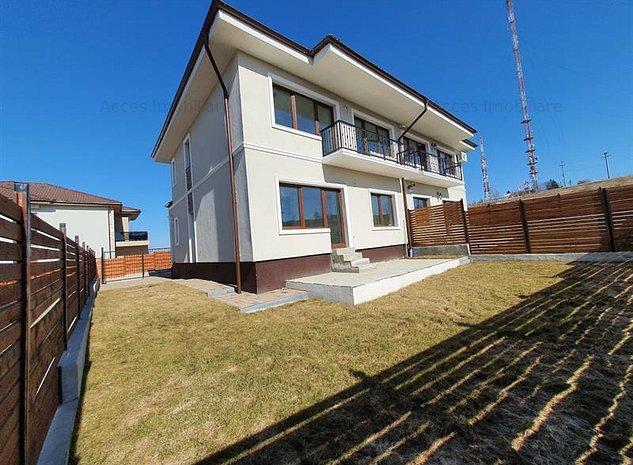 Duplex, 4 camere, Feleacu, 120 mp, P+E - imaginea 1