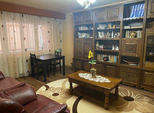 Inchiriere apartament 4 camere, confort 1, mobilat complet, Targoviste, micro 3 - imaginea 1