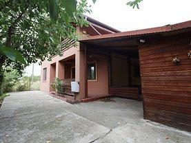 Casa de vânzare 6 camere, în Mihăileşti, zona Central