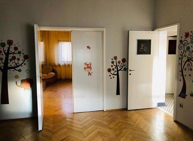Apartement 3 Camere   Calea Victoriei - Piata Amzei   Blocul ARO - imaginea 1