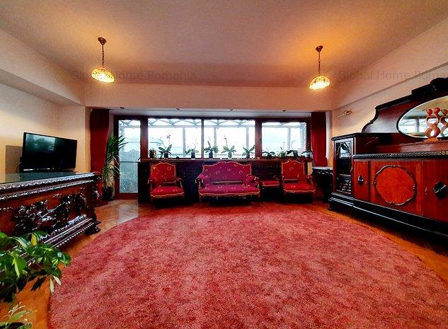 Apart 3 Camere - 2 Balcoane| Victoriei - Titulescu |Mobilier Vienez Stil Baroc - imaginea 1
