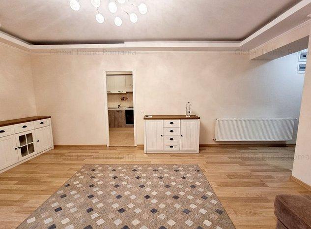 Apartament 2 camere superb  Dorobanti Floreasca  Mobilat LUX   Bloc nou  Metrou - imaginea 1