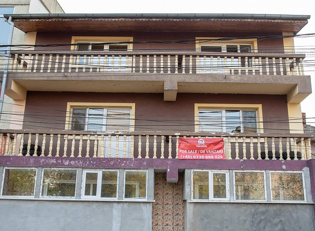 Vila P + 1 + M + Curte + 2 Terase + 6 Balcoane | Colentina-Doamna Ghica  - imaginea 1