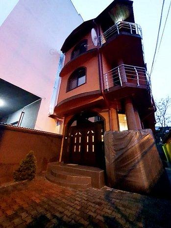 Inchiriere Vila | Vitan Mall - Dristor | 7 Camere P+2+Curte+2 Balcon+Parcare - imaginea 1
