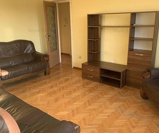 Apartament 3 camere etaj 3/4 bloc reabilitat Parc IOR - Baba Novac - imaginea 1