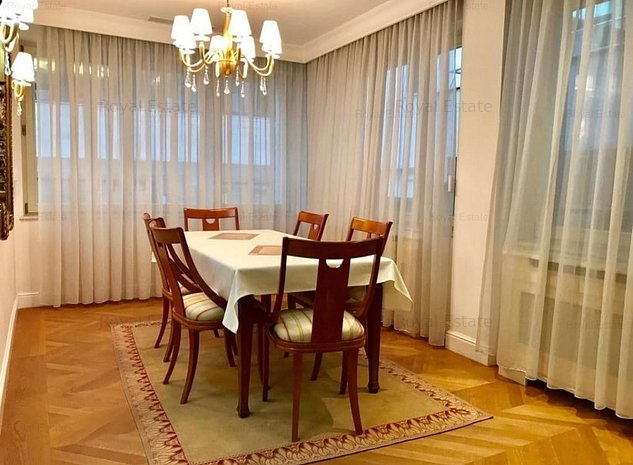 Apartament 4 camere, Aviatorilor - 2 minute Parc Herastrau  - imaginea 1