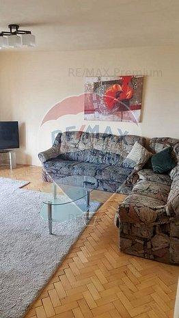 Apartament cu 3 camere de vanzare in zona Matei Basarab - imaginea 1