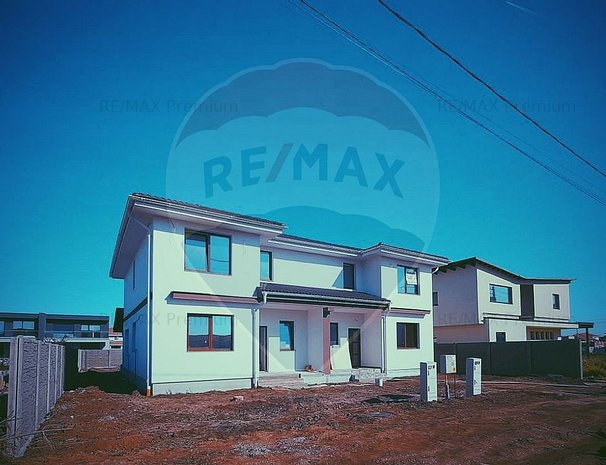 Duplex de vanzare 5 camere, Dumbravita, COMISION 0%!! - imaginea 1