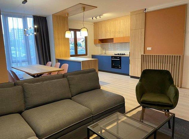 Apartament 3 camere, spatios, zona linistita, Toronto Residence. - imaginea 1