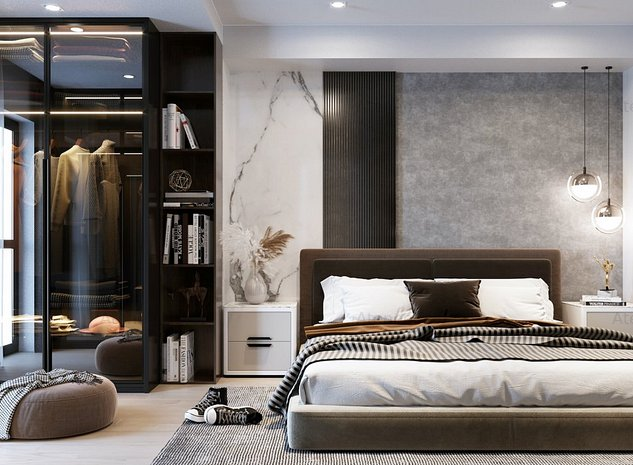 Penthouse Ateneo - bloc Trevi - imaginea 1