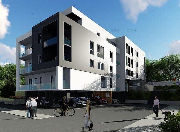 Apartament cu 2 camere, constructie noua, in zona Donath Park - imaginea 1
