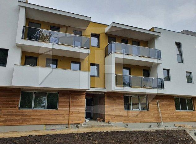 Apartarment cu 3 camere, constructie noua, tip vila, in zona Piata 1 Mai - imaginea 1