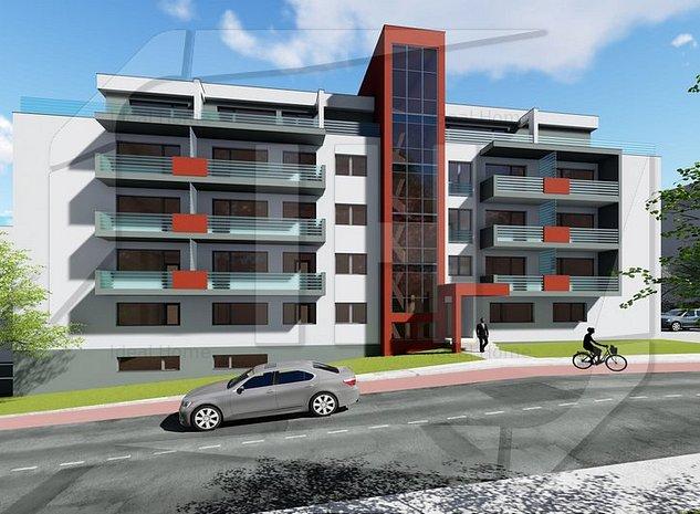 Apartament cu 3 camere, constructie noua, in zona Petrom - imaginea 1