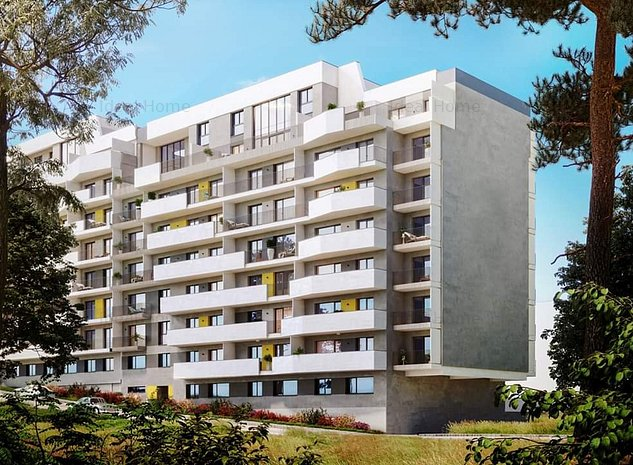 Apartament cu 2 camere, etaj 1, imobil nou, zona Iulius Mall - imaginea 1