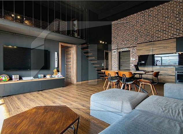 Apartament de lux intr-o constructie premium, parcare, zona Piata Mihai Viteazu - imaginea 1