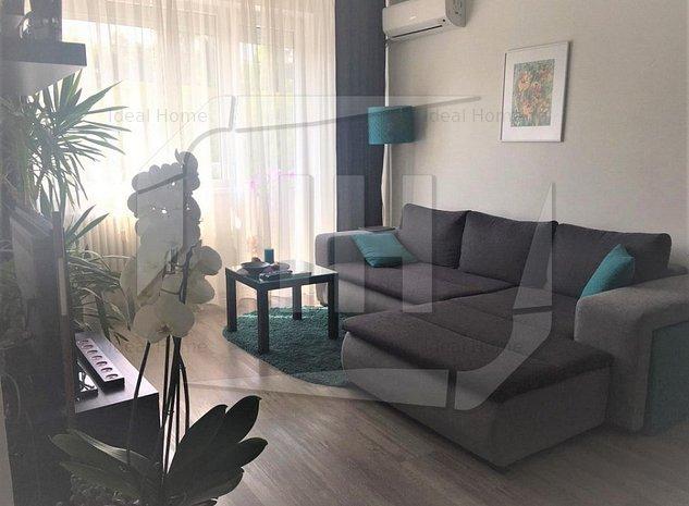 Apartament 3 camere, etaj intermediar, zona Parcului Central - imaginea 1