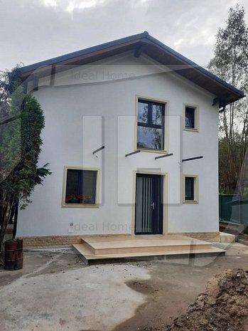 Casa individuala 121 mp utili, 227 mp teren, constructie noua, in Buna Ziua - imaginea 1