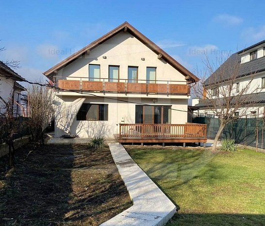 Casa individuala, 228 mp, teren 625 mp, moderna, garaj, zona 7 Strazi - imaginea 1