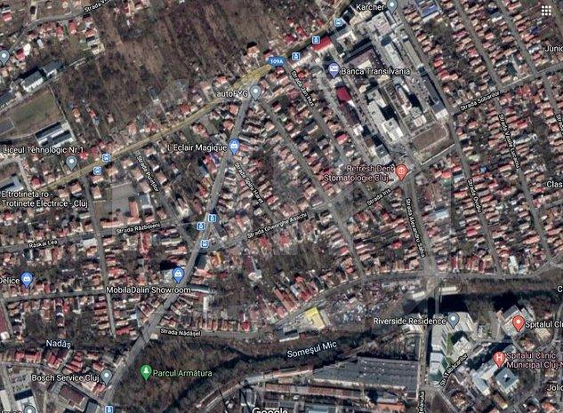 Teren intravilan pentru constructii, in zona Iris Cluj - imaginea 1