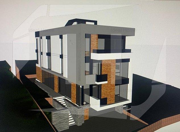 Locuinta !deala, calitate premium, terasa rooftop 141.5 mp, gradina - imaginea 1