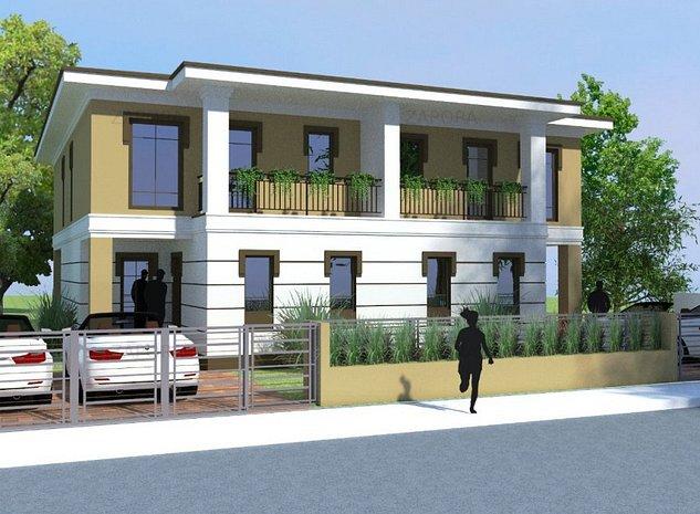 Duplex in Dumbravita-Cora la cheie 122mp util, 110.000 Euro - imaginea 1