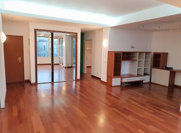 Apartament 2 camere Bvd Maresal Aversescu, Arcul de Triumf, Herastrau - imaginea 1