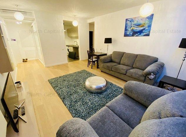 *luxury | One Herastrau Plaza | 2 camere | parcare - imaginea 1