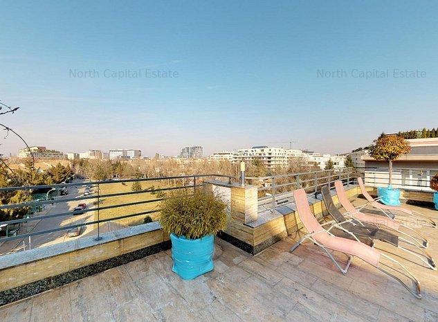 *luxury PENTHOUSE | SKY VIEW | CARTIERUL FRANCEZ | Herastrau - imaginea 1