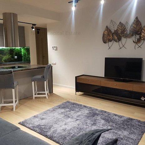 *luxury | 2 camere | ONE HERASTRAU | PARCARE | NOU - imaginea 1