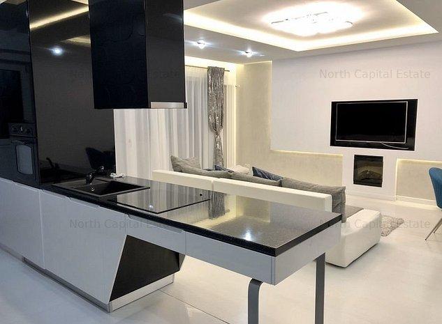 *luxury | 2 camere | Nordului | parcare - imaginea 1