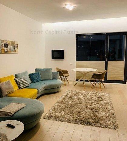 *luxury | One Herastrau Park | 2 camere | parcare subterana - imaginea 1