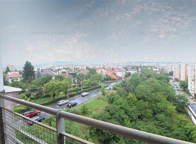 Apartament dragut cu 2 camere, panorama deosebita, Marasti - imaginea 1