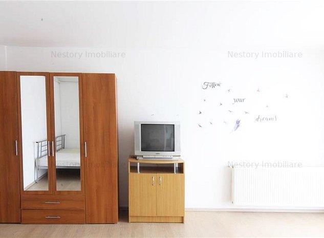 Apartament cu o camera, etaj 3, Marasti - imaginea 1