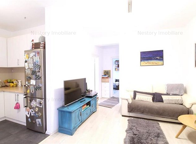 Apartament 3 camere, finisat modern, parcare cu CF, mobilat, Europa - imaginea 1