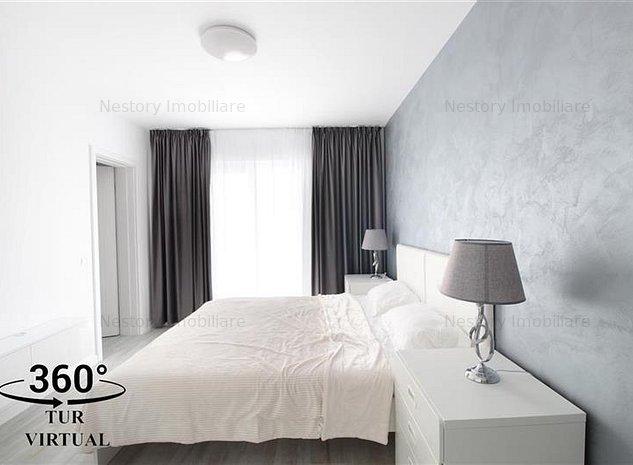 Apartament 3 camere, superfinsat, parcare, Europa - imaginea 1