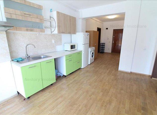 Apartament spatios cu o camera, Buna Ziua, zona OMV - imaginea 1