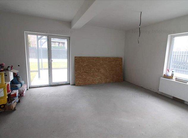 Casa tip duplex, 120 mp, curte 236 mp, Casa Radio, Grigorescu - imaginea 1