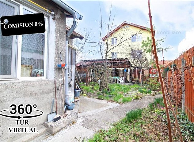 Casa individuala, 3 camere decomandate, Dambu Rotund, zona Dedeman - imaginea 1