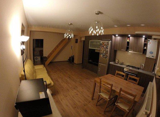 Vanzare apartament 3 camere cu posibilitate extindere spatiu locuibil in mansard - imaginea 1