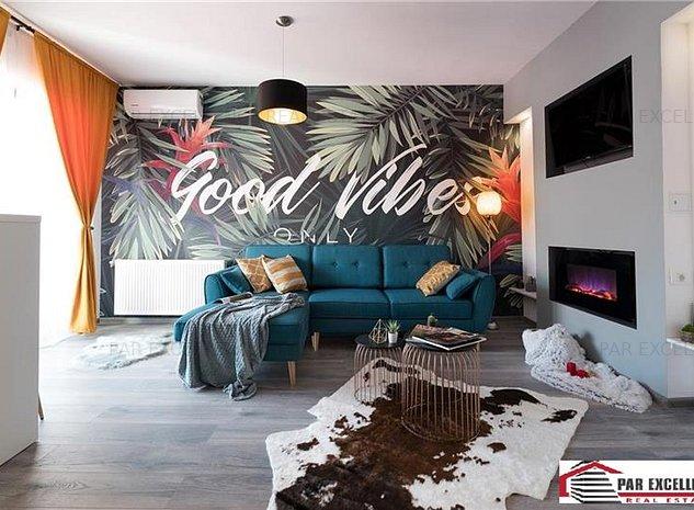 Inchiriere Apartament 2 Camere Superb Stil Scandinav Unirii - imaginea 1