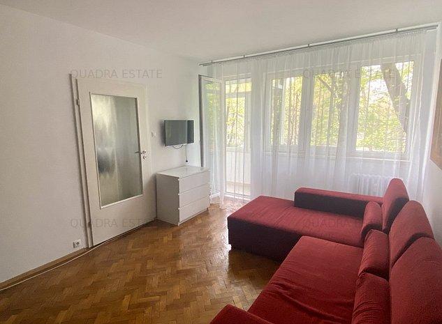 Apartament Pajura, Piata Presei - 2 camere - imaginea 1
