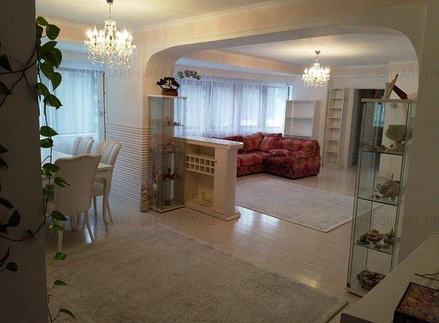 Inchiriere apartament 3 camere zona Mosilor, bloc nou (loc de parcare) - imaginea 1