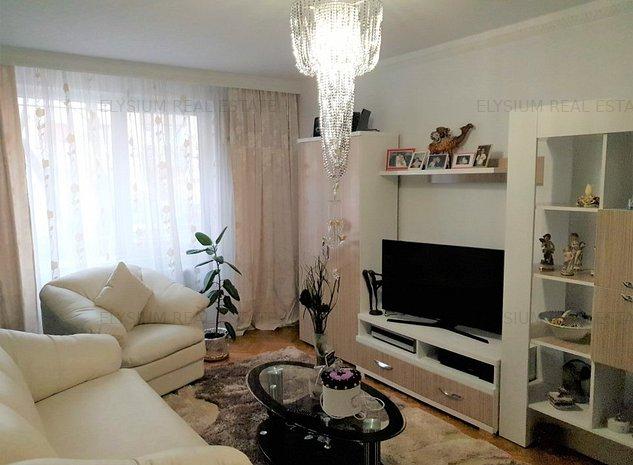 Apartament 4 Camere, complet utilat si mobilat -Dr.Taberei - Ghencea - imaginea 1