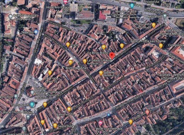Republicii Brasov - Apartament - Oportunitate de investitie - imaginea 1