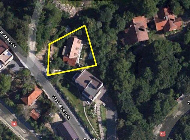 Casa cu teren de 729 m.p. pe Calea Poienii - langa Turnul Negru - imaginea 1
